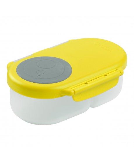 683 Snackbox Angled Closed Lemon Sherbet