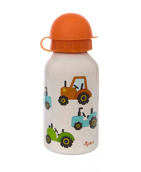Traktor lahvička na pití