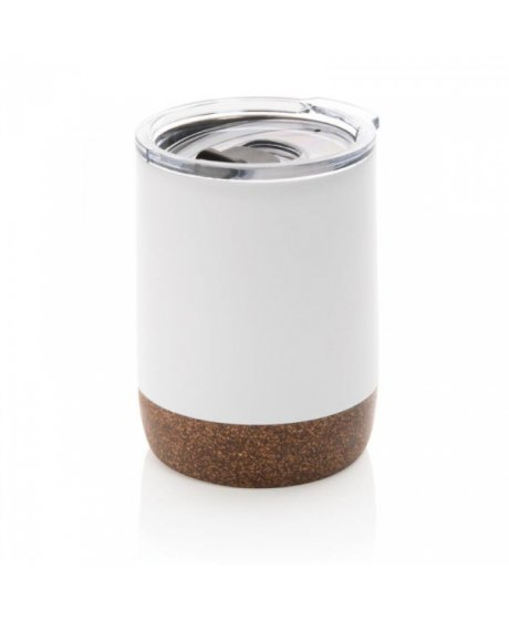 termohrnek do kavovaru cork xd design bily