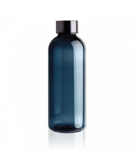lahev na vodu s nerezovym vickem 620 ml xd design modra