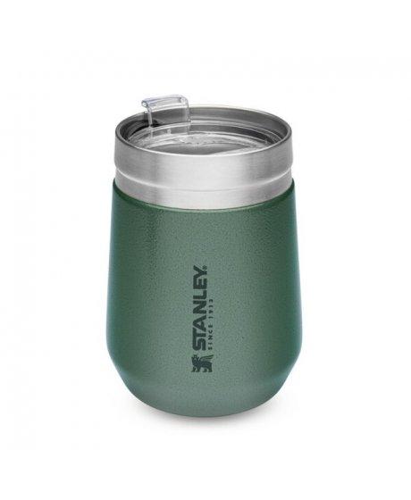 STANLEY Adventure GO vakuový pohárek na nápoj 290 ml kladívková zelená