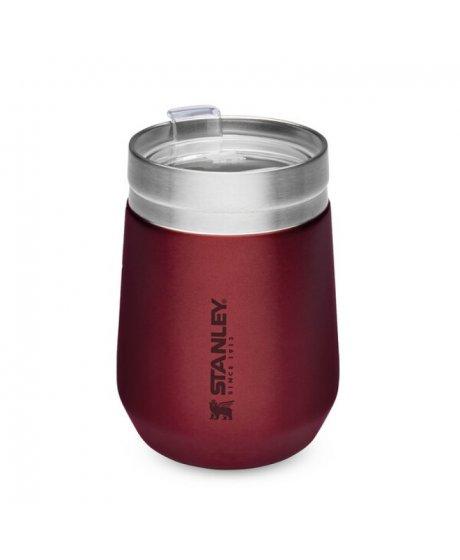 STANLEY Adventure GO vakuový pohárek na nápoj 290 ml vínová