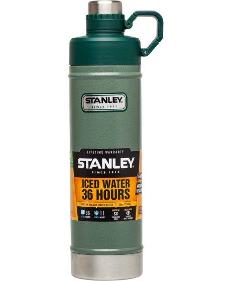 Termoska na vodu 750 ml Hammertone green