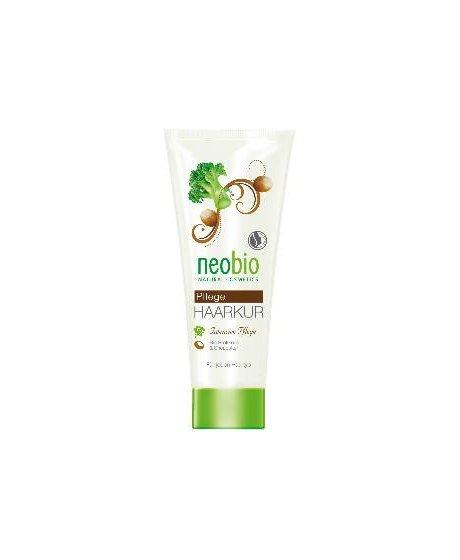 Neobio kůra na vlasy Bio Brokolicový olej & Karite máslo 250 ml