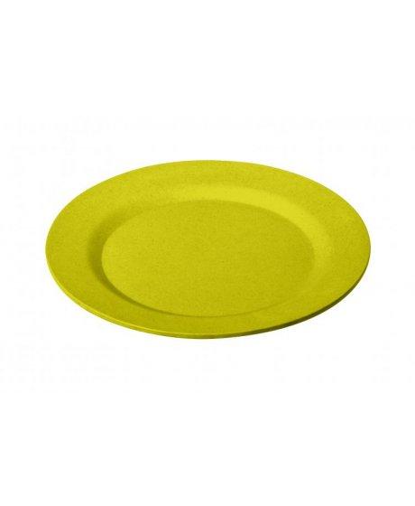 Eco Dining talíř 25 cm Green