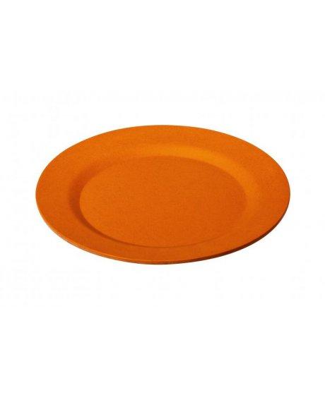 Eco Dining talíř 25 cm Terracota