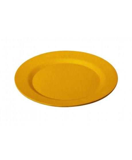 Eco Dining talíř 25 cm Yellow