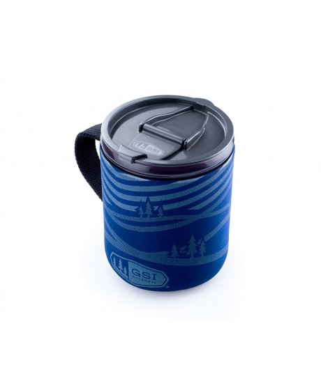 Infinity Backpacker hrnek modrý