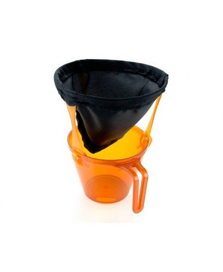 Ultralehký kávo - čajový překapávač