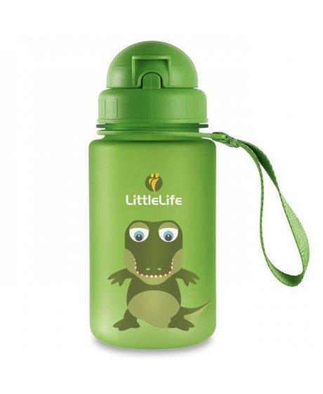 Animal Bottle láhev na vodu pro děti 400ml krokodýl