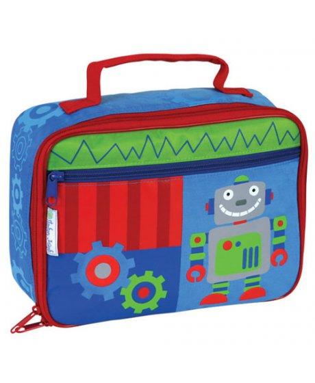STEPHEN JOSEPH dětský svačinový box Robot