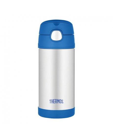 Dětská termoska 355ml - modrá