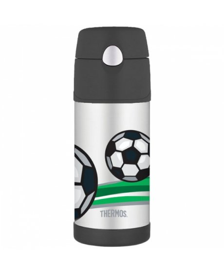 Dětská termoska - fotbal