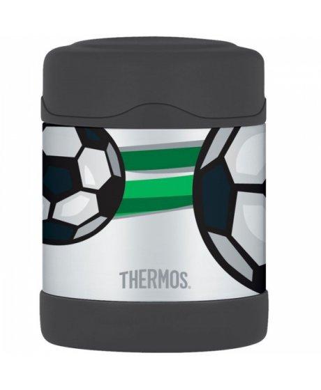 Dětská termoska na jídlo - fotbal 290 ml