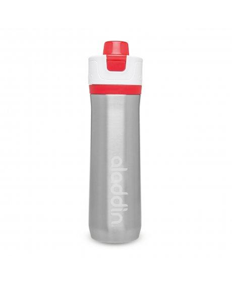 ALADDIN Sportovní vakuová láhev na vodu 600ml červená