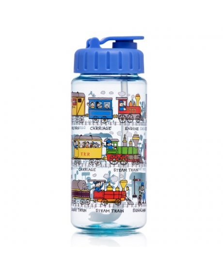 tyrrell katz trains drinking bottle