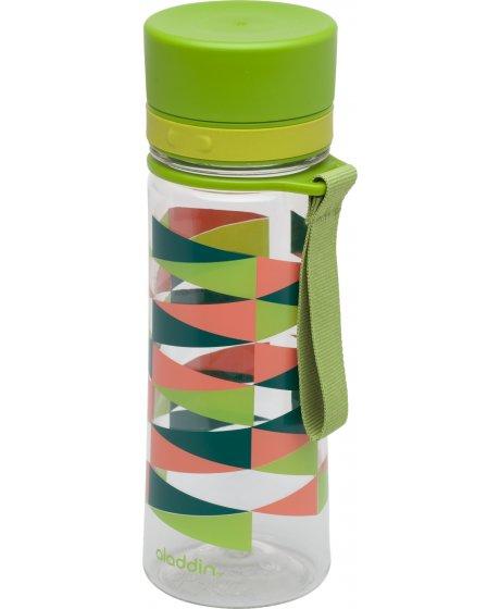 AVEO láhev na vodu 0.35L zelená s potiskem