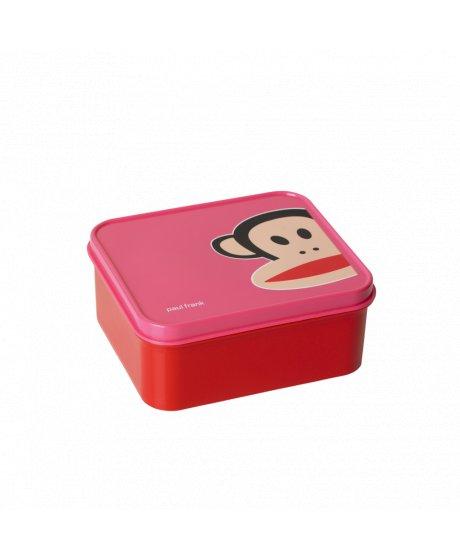 Paul Frank svačinový box růžový