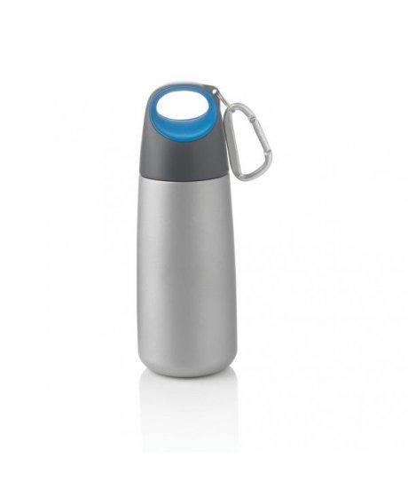 Bopp Mini lahev s karabinou, modrá