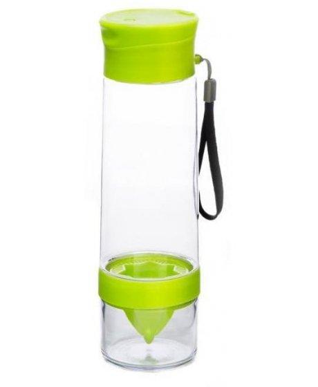YOKO Design lahev s lisem na citrusy, zelená