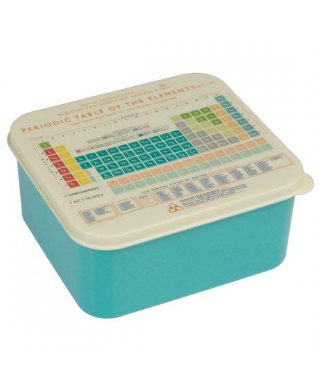 svačinový box Rex London - periodická tabulka