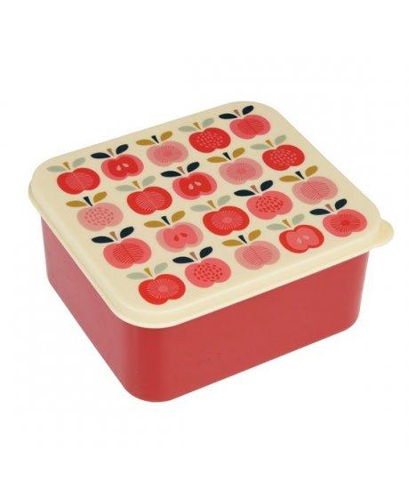 svačinový box Rex London - vintage jablíčka