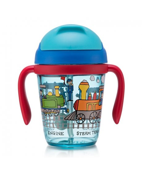 tyrrell katz trains toddler bottle