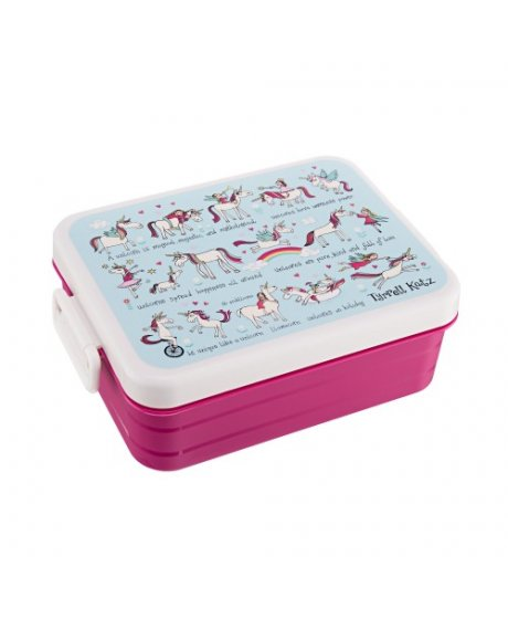 unicorns lunchbox