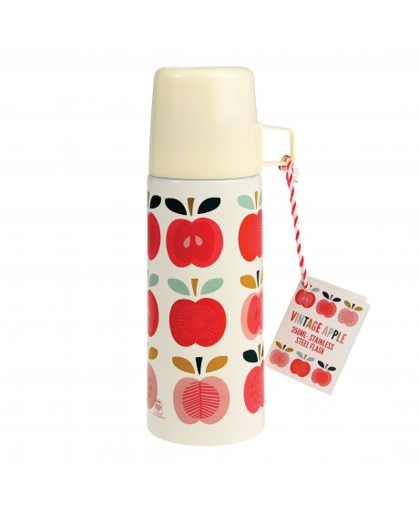 Rex London termoska s hrnkem VINTAGE APPLE