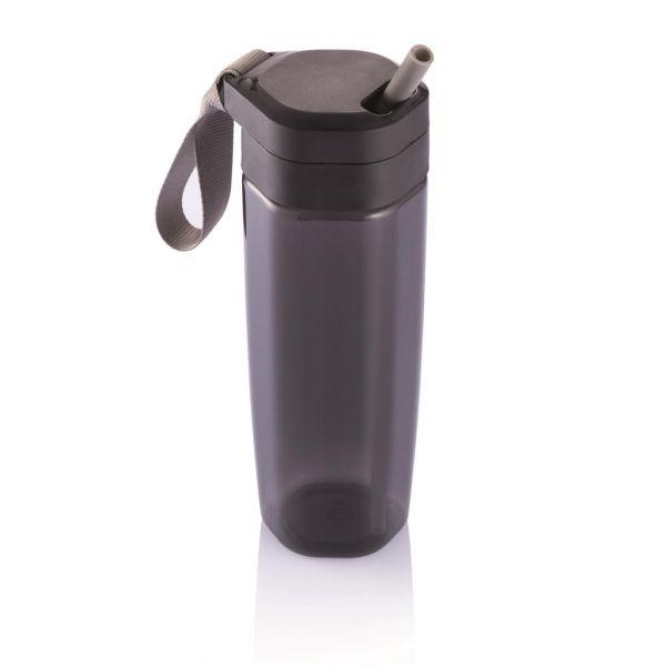 XD Design Turner, sportovní láhev, černá 650 ml