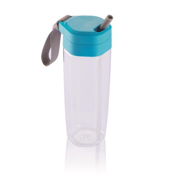 XD Design Turner, sportovní láhev, modrá 650 ml
