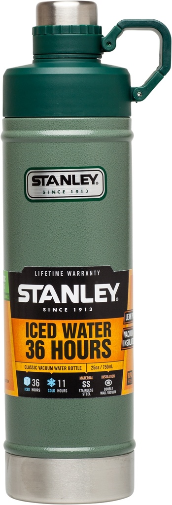 Stanley Termoska na vodu 750 ml Hammertone green