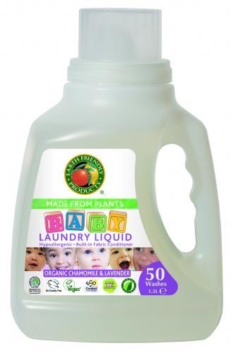 Earth Friedly Products EFP Prací gel pro děti 2v1 Levandule a heřmánek 1,5 l - 50 praní