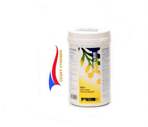 TIERRA VERDE Bika – jedlá soda, soda bikarbona dóza 1000g