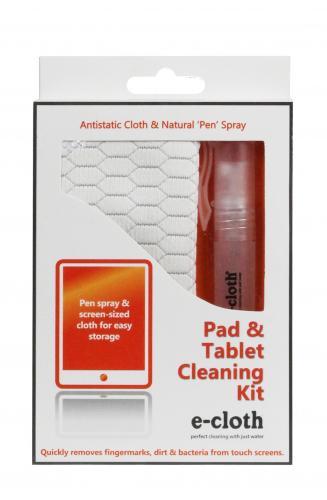 E-cloth Čistící sada na chytré telefony, laptopy, monitory...