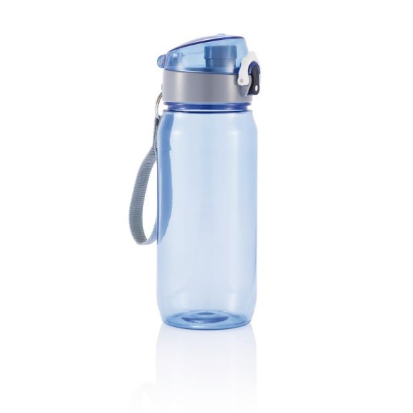 Looogs Loooqs, sportovní láhev, 600 ml,modrá