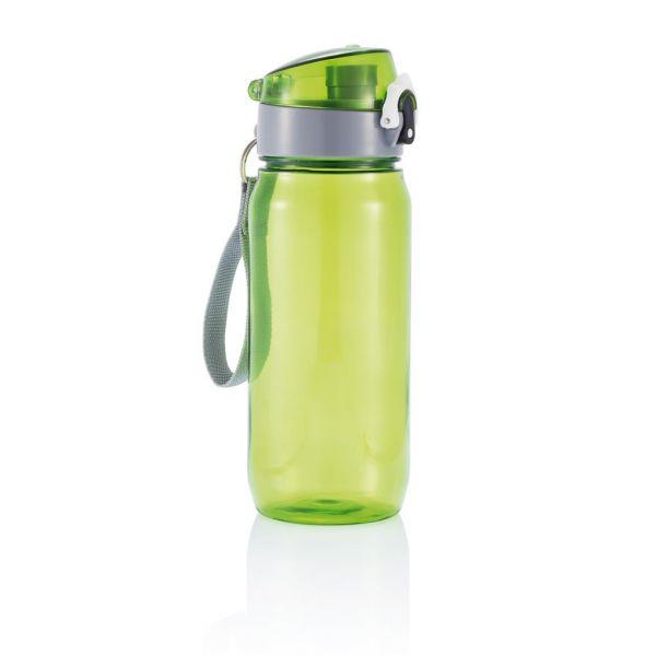 Looogs Loooqs, sportovní láhev, 600 ml,zelená