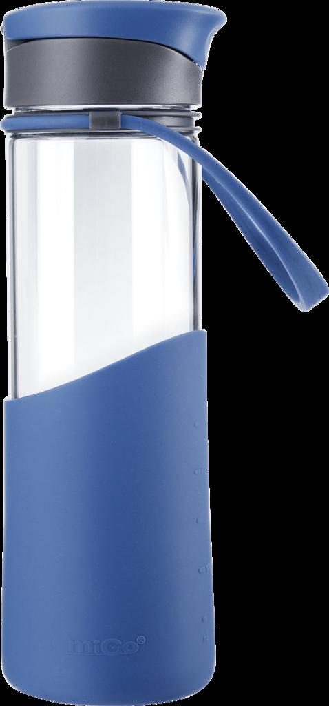ALADDIN Migo Enjoy láhev na vodu 500 ml Azure modrá