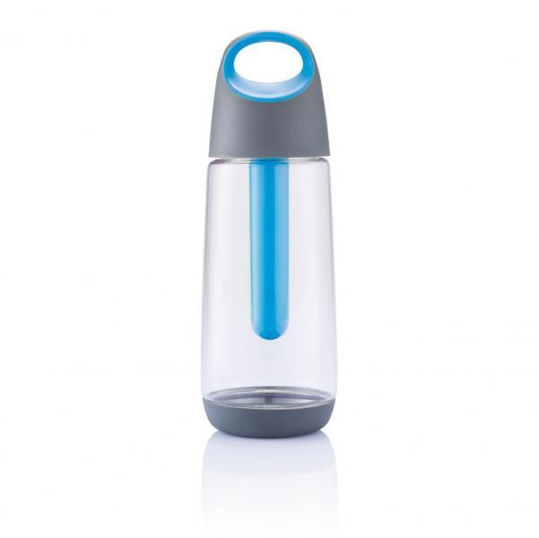 XD DESIGN Bopp Cool, chladící láhev, modrá 700 ml