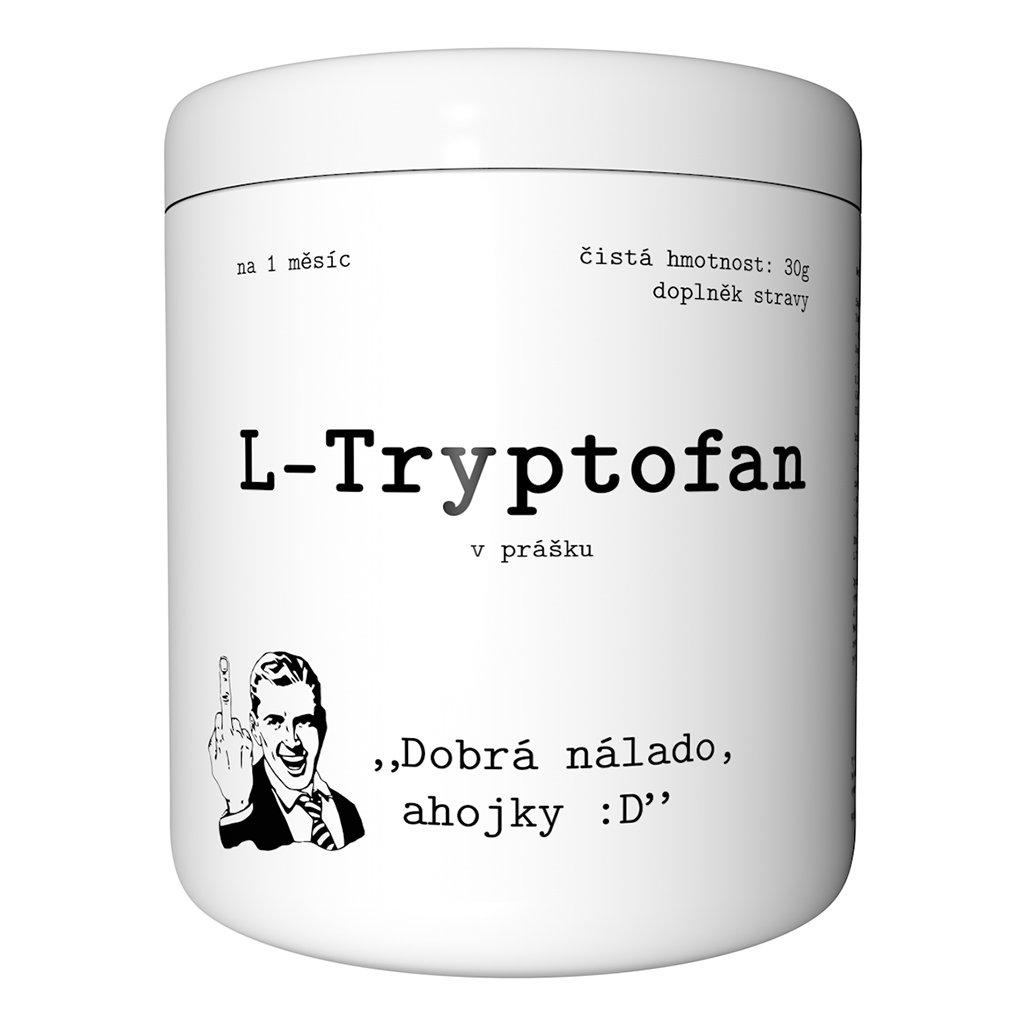 L tryptofan v prášku 90 01