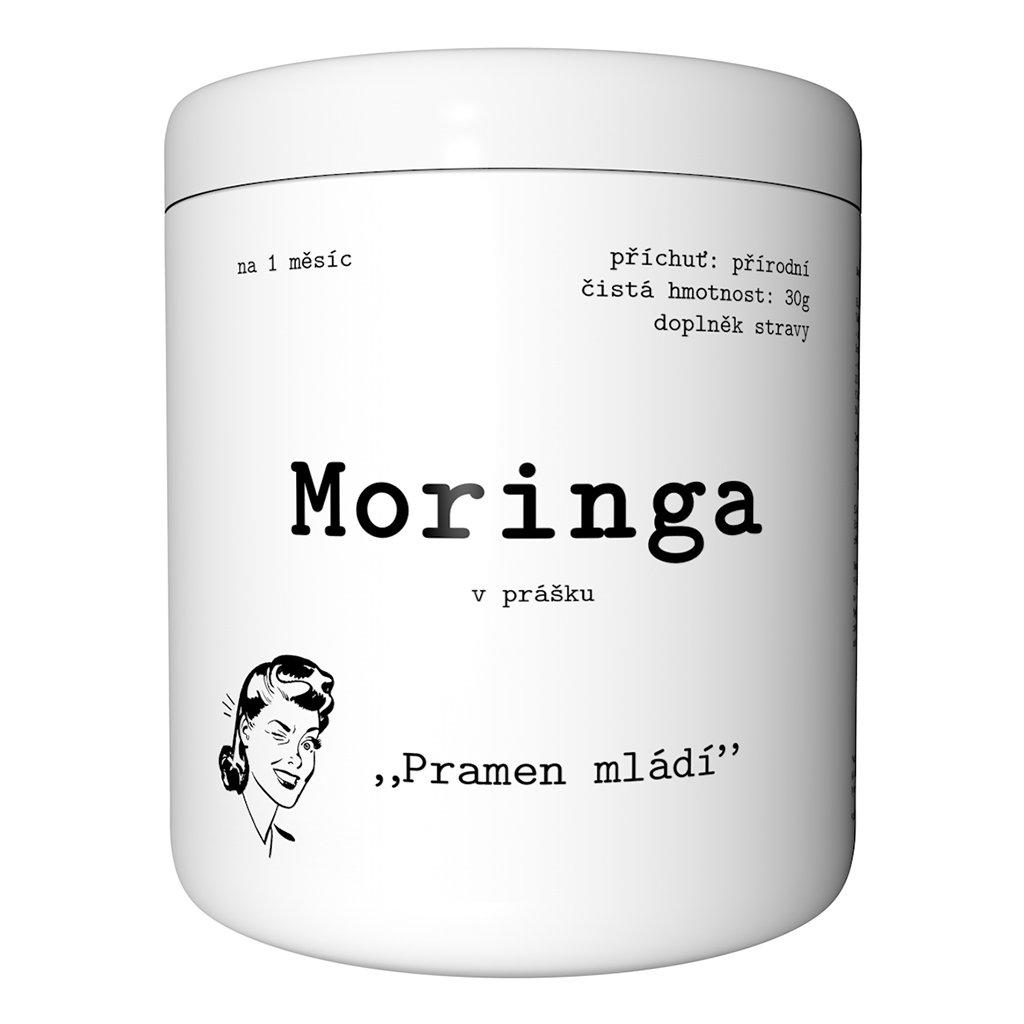 Moringa v prášku 30 01