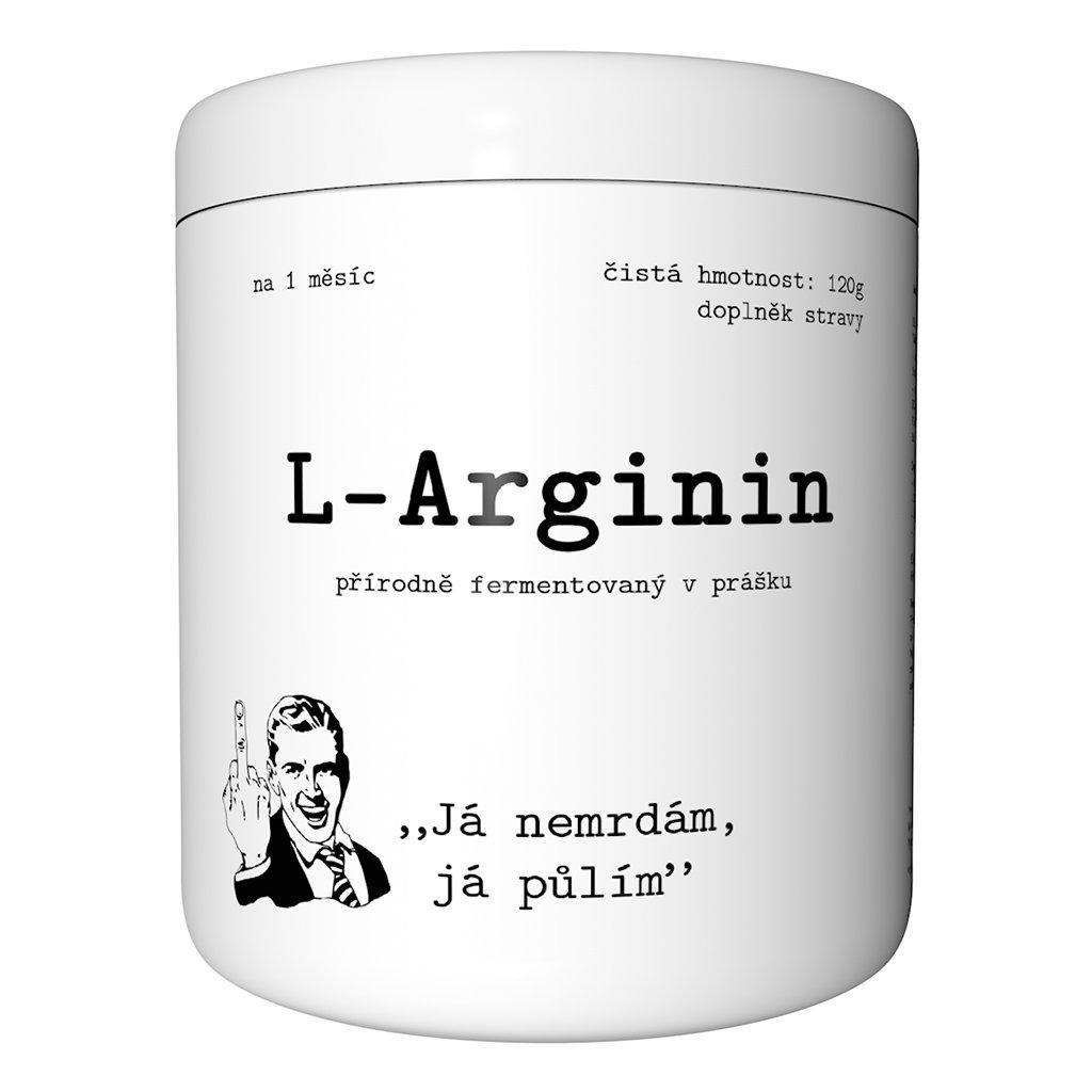 L Arginin v prášku 120 01