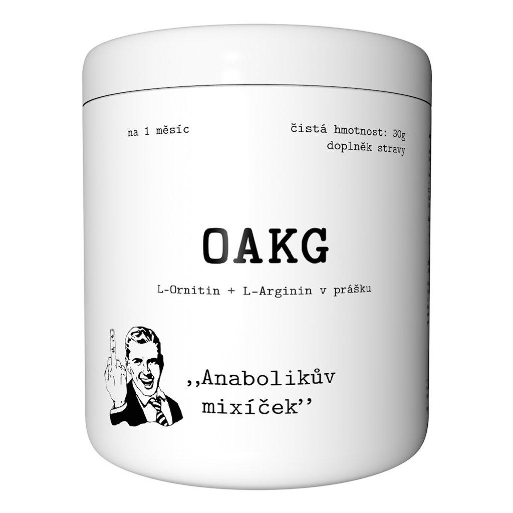 OAKG v prášku 30 01