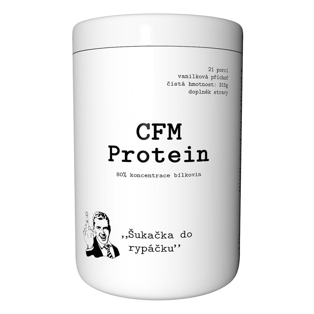 CFM Protein vanilka 315 01