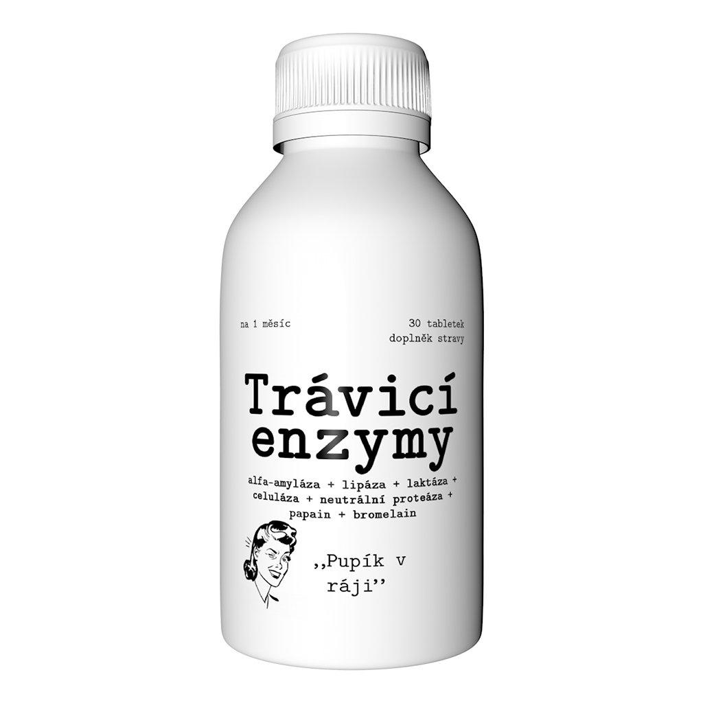 Trávící enzymy v taletách 30 01