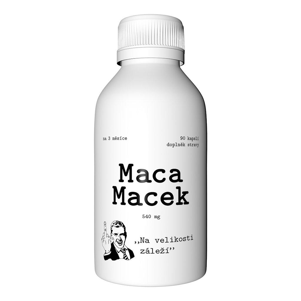 Maca Macek v kapslích 90 01