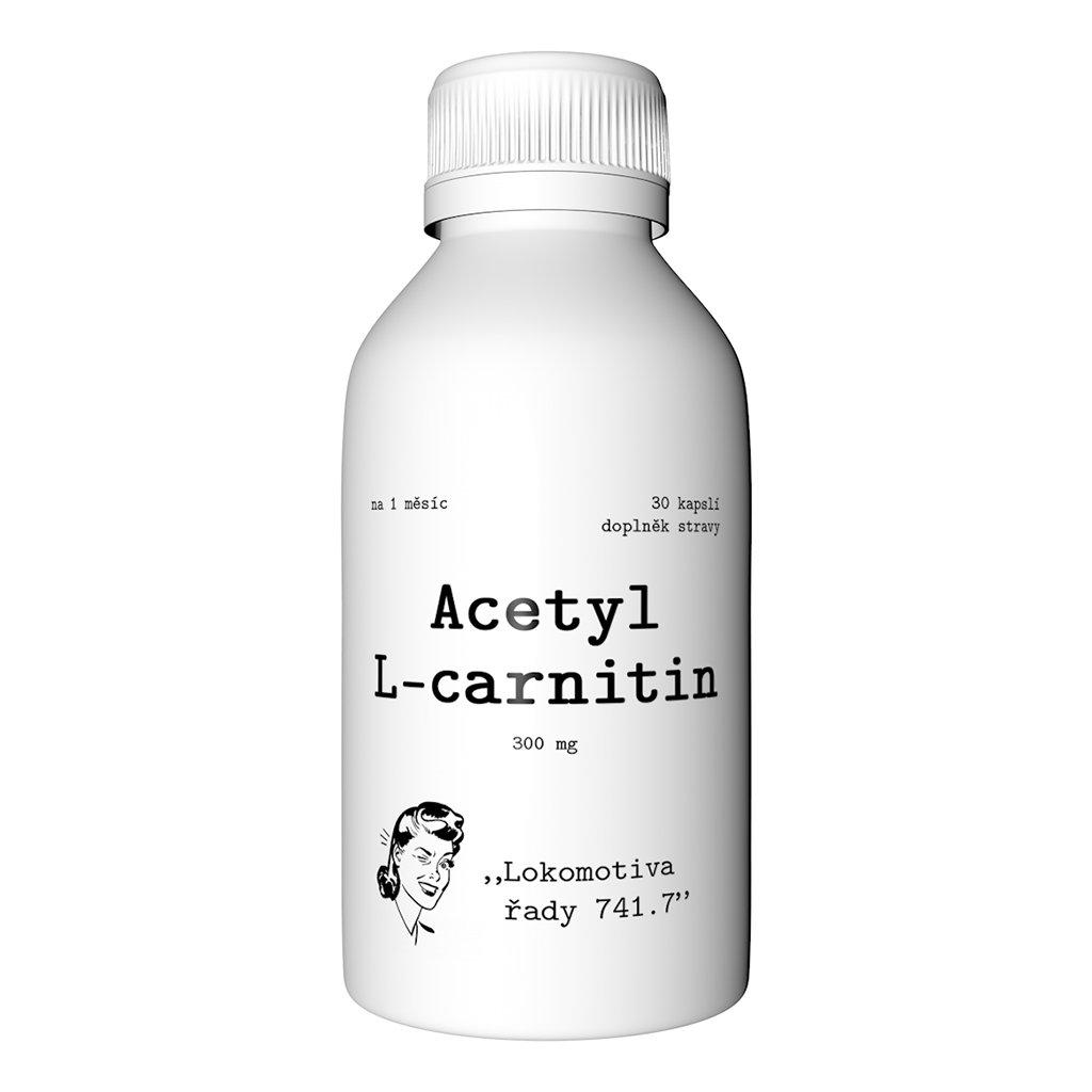 Acetyl L carnitin v kapslích 01
