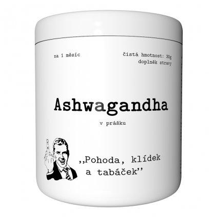 Ashwagandha v prášku 01