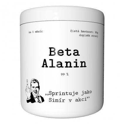 Beta alanin v prášku 01