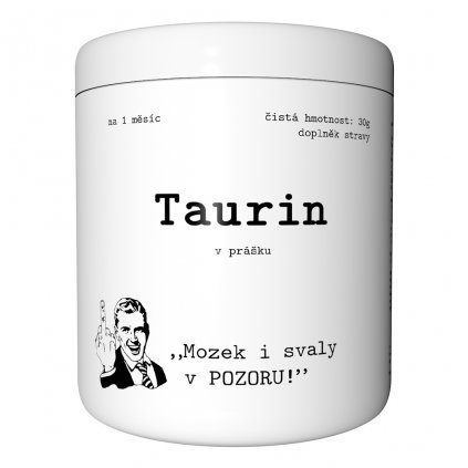 Taurin v prášku 30 01